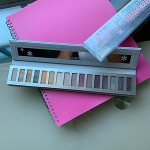 Sephora new with box eyeshadow 16 colors